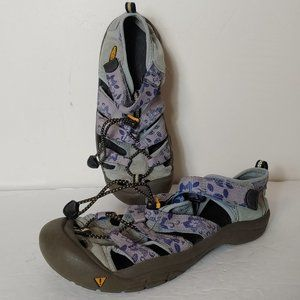 Keen Water Sandals Hiking Round Toe